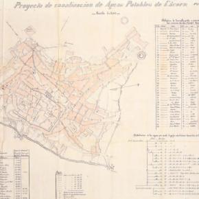El Proyecto de Abastecimiento de Cáceres realizado por Pedro García Faria en 1895