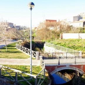 Puentes en la Ribera del Marco (Cáceres)