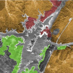 Lago de Alconétar. Una propuesta de ordenación territorial