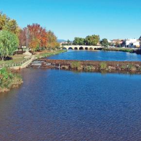 La intervención en la Rivera de Gata, en Moraleja, como ejemplo de un nuevo paisaje urbano y fluvial